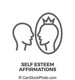 Self esteem affirmations - Self Esteem Affirmations Thin...