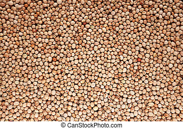Dried pigeon peas background