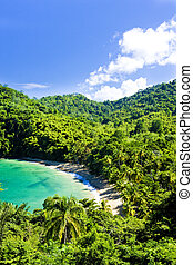 Tobago - Englishmans Bay, Tobago