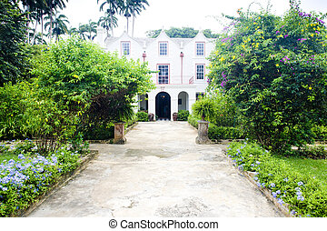 St Nicholas Abbey estate, Barbados
