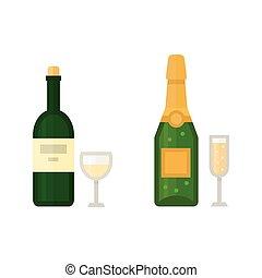 Alcohol champagne drinks beverages cocktail drink bottle...