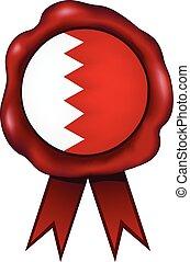 Bahrain Wax Seal - Bahrain wax seal.