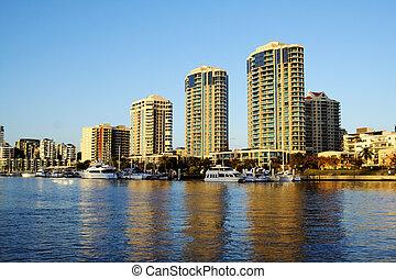Dockside Marina Brisbane Australia - Dockside Marina and...