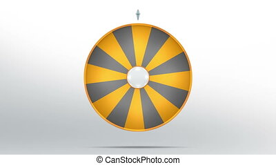 lucky wheel fortune sixteen parts - Lucky spin represent the...