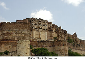 Fort - Mehrangarh fort