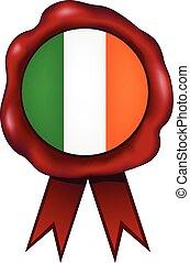 Ireland Wax Seal