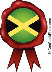 Jamaica Wax Seal - Jamaican wax seal.