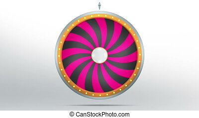 lucky spin twirl twenty four 4K - Lucky spin represent the...