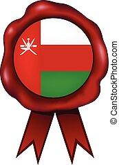 Oman Wax Seal - Oman wax seal.
