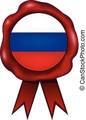 Russia Wax Seal