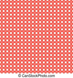 Red and white checked tablecloth - Red and white gingham...
