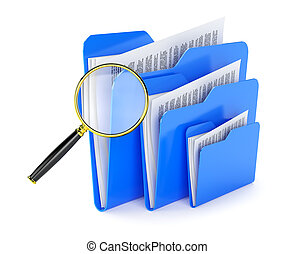 Folder files search - Searching a files in folder isolated...