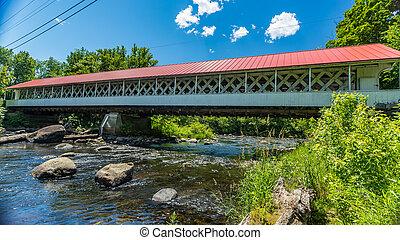 Ashuelot Covered Bridge - The Ashuelot Covered Bridge is a...