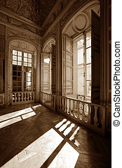 Versailles Chateau - Royal Chapel of Versailles Palace,...