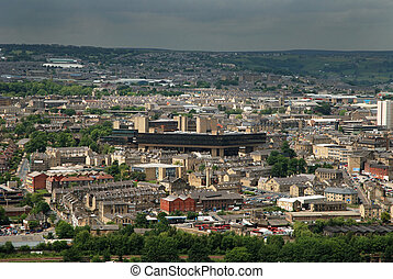 Yorkshire town of Halifax - Industrial Yorkshire town of...