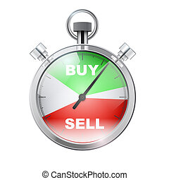 Stopwatch for forex trader