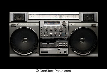 Boombox from 80`s