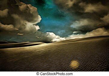 Dune - Sand dune