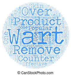 Popular Over the Counter Wart Removers 1 text background...