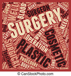 Plastic and Cosmetic Surgeries Are They Worth it text...