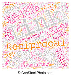 Reciprocal Link Exchange Systematic Approach Produces...