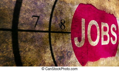 Jobs grunge target