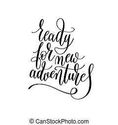 ready for new adventures inspirational quote about summer travel