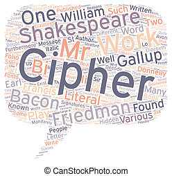 Shakespeare Cipher Stories Part 1 text background wordcloud...