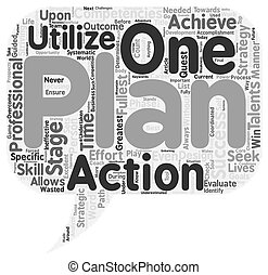 Strategy For Success text background wordcloud concept