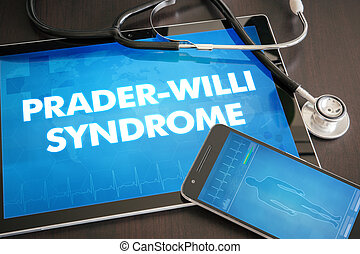 Prader-Willi syndrome (genetic disorder) diagnosis medical...