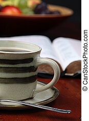 Coffee and the Bible