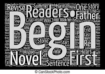 The Life of a Child text background word cloud concept