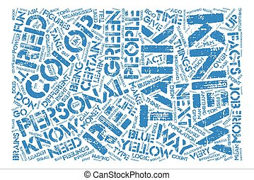 The Paradox of Sarah Kane text background word cloud concept