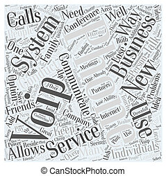 The New Age Of Communication For Businesses And Individuals...