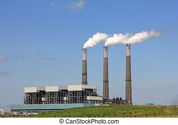 Jefferson Energy Center - The Jefferson Energy Center coal...