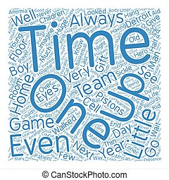 The Ungiven Gift Word Cloud Concept Text Background
