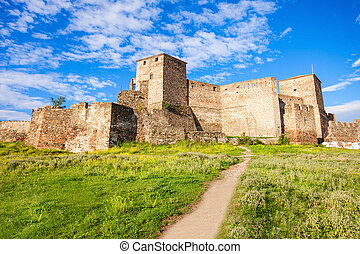 Eptapyrgio Fortress in Thessaloniki - Eptapyrgio Fortress or...