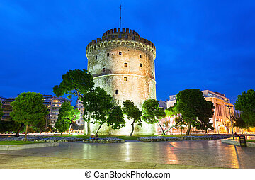 White Tower of Thessaloniki - The White Tower of...