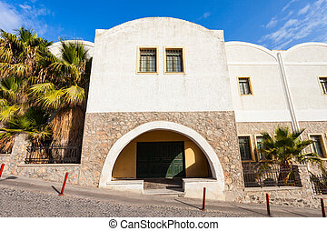 Prehistoric Thera Museum, Santorini - The Museum of...