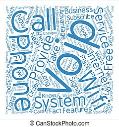 voip cable telephony wifi phone wi fi phone mode handset text background word cloud concept