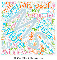 Why Change To Windows Vista Part 2 of 4 text background...