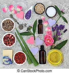 Natural Ingredients for Skin Health Care