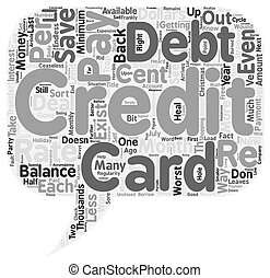 Why You Should Refinance Your Credit Card text background...