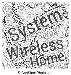 wireless security systems brought by nicheblowercom Word...