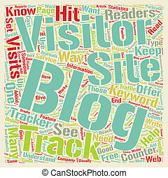 You Need Traffic For Your Blog Here s How To See It text background wordcloud concept
