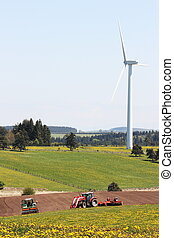 Resources, Agriculture, Wind Energy - Sustainable resources...
