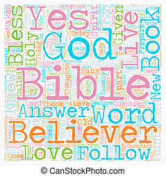 Can Society Live By The Bible Today text background...