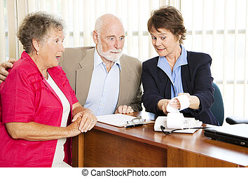 Accountant - Troubling Financial News - Seniors get...
