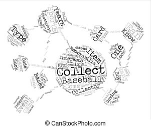 Types Of Sports Collectibles And Memorabilia text background...