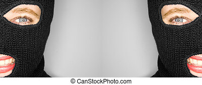 A stock photograph of an attractive woman wearing a...